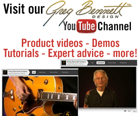 Visit the Greg Bennett YouTube Channel